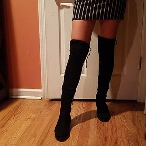 Over-the-knee Dolce Vita boots